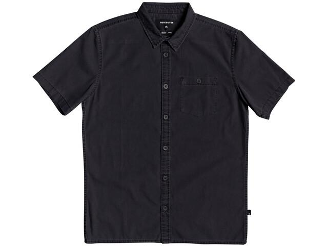 Quiksilver Taxer Wash SS Shirt Men black